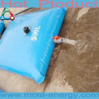 Quality Chinese Manufacturer Portable Flexible Plastic Water Tank, Water Storgae Tank for sale