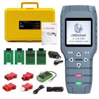 Quality OBDSTAR X-100 PRO Car Key Programmer 4G TF Card For IMMO Odometer OBD Software for sale