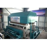 China Pulp Egg Tray Machine / Plup Box Making Machinery For Fruit on sale