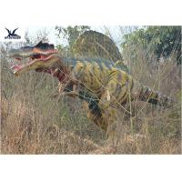 Quality Game Center Moving Dinosaur Lawn Decorations Durable With Warranty 12 Months for sale