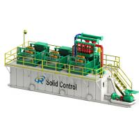 Quality Tunnel construction Shielding solids Control and recycling equipment for sale