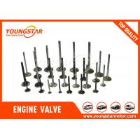 Quality Steel Intake Valve 7701473101 / Exhaust Valve 7701474287 For Renault Laguna 3 for sale