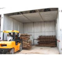 Buy cheap All aluminum fully automatic wood drying chamber for hardwood and softwood from wholesalers