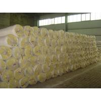 Quality High Qulality Thermal Insulation Materials Of Fiber Glass Wool Roll for sale