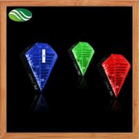 Quality Diamond Shaped Laser Rechargeable Laser Tail Light for sale