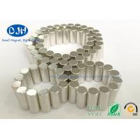 China Each Side Have Rare Earth  Magnets 4.3*9 mm Strong Magnetic Power Attached Together on sale