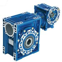 Quality NMRV110 Ratio 20/30/40 B5/B14 Flange eaton gearbox chinese reducer for sale
