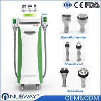 China hot sale 5 handles cryolipolysis slimming machine for weight loss fat freeze slimming with CE FDA approval on sale