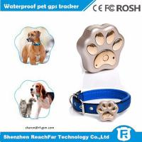 China worlds smallest pet gps tracker with sim card small collar for dog on sale