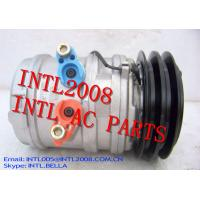 Quality SP10 SP-10 a/c airconditioning compressor for Komatsu Kioti Landini Ferguson Tractor 720975 Delphi 717638 airco for sale