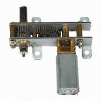 Buy cheap Precise Reductor with Metal Gears from wholesalers
