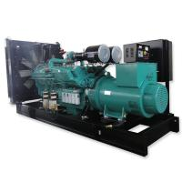 China AC Three Phase CUMMINS Diesel Generator Set Diesel Fuel 60HZ Frequency on sale