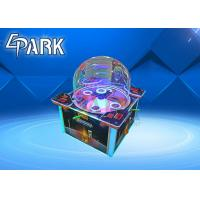 Quality Multiplayer Kids Crane Game Machine / Carnival Ticket Redemption Catching Ball Game Machine for sale