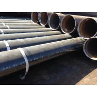 Quality Beveled End X56 Welded Line Pipes for sale