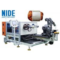 Quality Large Water Pump Stator Winding Inserting Machine for sale