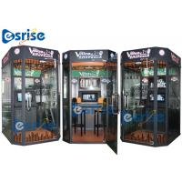 Quality Coin Operated Jukebox Karaoke Machine Music Entertainment For Pedestrian Street for sale