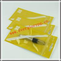 Quality High Quality zip lock transparent plastic bag for sale