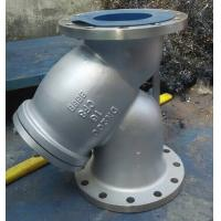 Quality Flanged Y-TYPE Strainer for sale