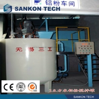 Quality ISO9001 100m3 Aluminum Powder Mixing Machine for sale