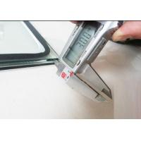 Buy cheap 3mm Warm Edge Spacer , Super Spacer Bar For Double Glazing Energy Saving from wholesalers