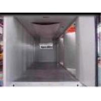 Quality Fruits Project Air Cooling Cold Room Refrigeration , Walk In Commercial Freezer for sale