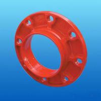 Buy cheap China Bitumen Painting Ductile Iron Flange PN25 -- Manufacturer from wholesalers