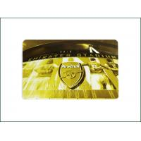 Quality Membership Loyalty Magnetic Stripe Card Read - Write Card Structure Customized for sale