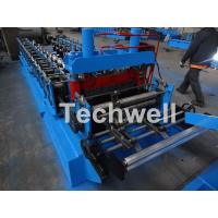 Quality 0-15m/Min 14 Stations PPGI Cold Roll Forming Machine for sale