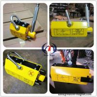 Quality Permanent Manual Magnetic Lifter Lifting magnets for sale