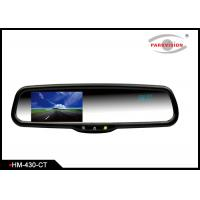 800CD / M2 Car Rear View Mirror ScreenWith Compass And Temperature Showing