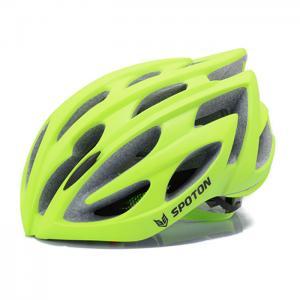 Quality Indicator Sport Bike Helmet / Road Electric Bicycle Helmet Soft Lining for sale