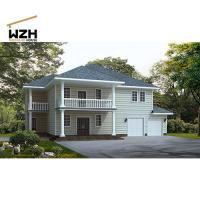 Quality Light Steel Frame Luxury Villa House for sale