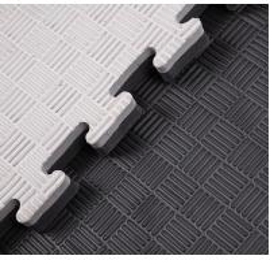 China Taekwondo Exercise EVA Floor Mat 2.5cm 3cm 4cm  Martial Arts Mats Non Toxic on sale
