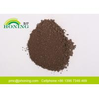 Quality UL Listed Dark Red Phenolic Moulding Compound Good Fluidity Thermal Resistance for sale