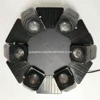 China Newest 6*10w RGBW Led Moving Head Light X axis non-polar rotation For Stage Dj Club on sale