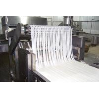 Buy The Low-Temperature Chain Cable Style Noodle Production Line Facility at wholesale prices