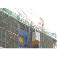 Quality Modular Standardizing System Safety 450m Construction Site Lift for sale