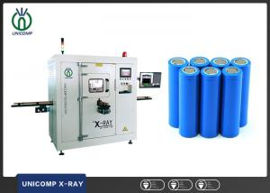 Quality Cylindrical Li Ion Battery Unicomp X Ray LX1Y60 60ppm for sale