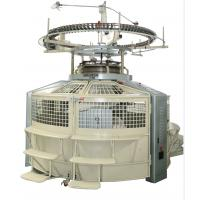 Quality Low Noise Industrial Circular Knitting Machines 220V / 380V 50HZ High Durability for sale