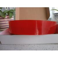 Quality Tear Resistant Silk Screen Squeegee Rubber , Sharp 50 * 9 Silk Screen Squeegee for sale