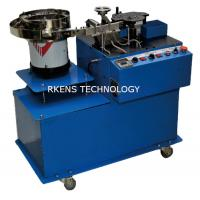 Quality LED Radial Lead Forming Machine Resistor Lead Bender With Polarity Detection for sale