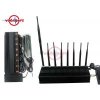 China ICNIRP Standards GPS Tracker Jammer , Cell Phone GPS Jammer 5% - 80% Humidity on sale