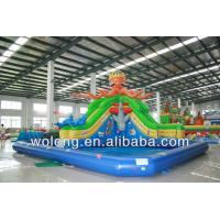 Quality Hot Commercial Cheap Giant Inflatable Water Slide, Inflatable Pool Slide from Professional Manufacturer for sale