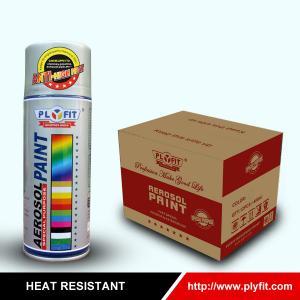 Quality Heat Resistant Black Paint Outdoor High Temperature Resistance Paint for sale