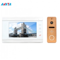 Quality 960P AHD Video Door Phone Video Door Intercom Door Bell Camera With HD 1.3MP Camera And Motion Detection for sale