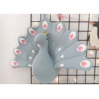 Home Decoration Animal Plush Toys / Peacock Stuffed Toy Valentine Doll