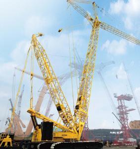 Quality XCMG 650t Hydraulic Crawler Crane for sale