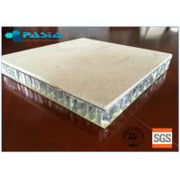 Buy 25 Mm Thickness Lightweight Marble Panels Match Relevant Fire Resistance Standard at wholesale prices
