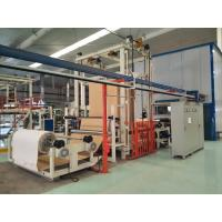 Buy cheap Frequency Control PVC Carpet Backing Machine Conduction Oil Heating Mode from wholesalers