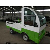 Quality ISO Certification electric cargo vehicle With 1Ton Loading Capacity Platform for sale